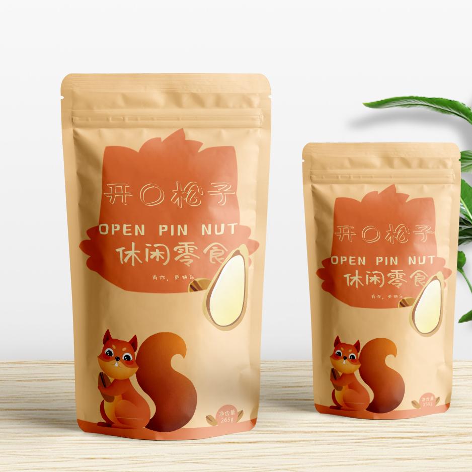 干果食品包装袋