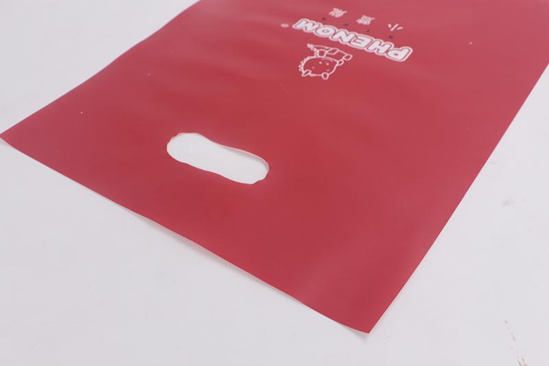 红色PO宣传平口袋
