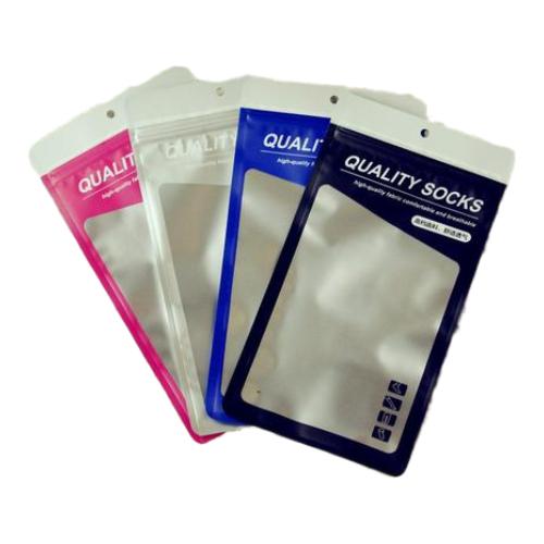 袜子铝箔包装袋定制