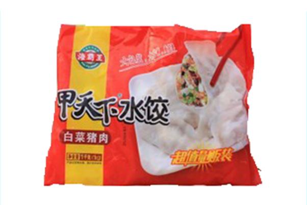 白色PO广告平口塑料袋
